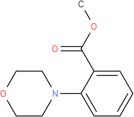 methyl 2-morpholinebenzoate