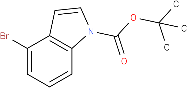 tert-butyl 4-bromo-1H-indole-1-carboxylate
