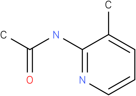 Acetamide,N-(3-methyl-2-pyridinyl)-
