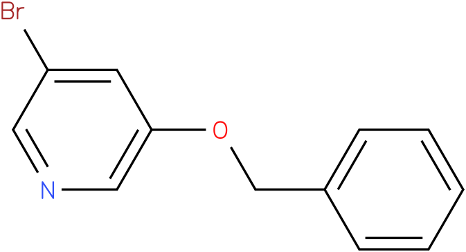 PYRIDINE,3-BROMO-5-(PHENYLMETHOXY)-