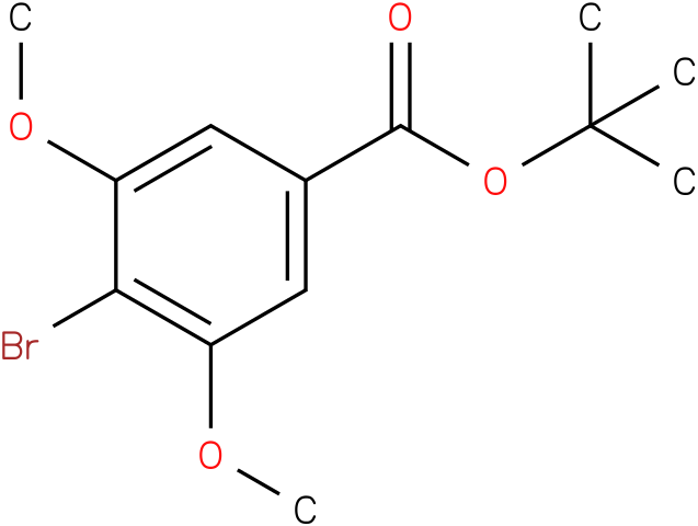 tert-butyl 4-bromo-3,5-dimethoxybenzoate
