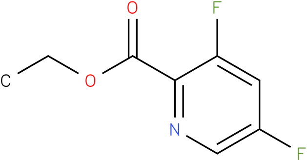 ETHYL 3,5-DIFLUOROPYRIDINE-2-CARBOXYLATE