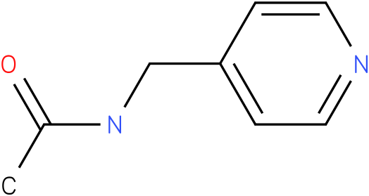 n-pyridin-4-ylmethyl-acetamide