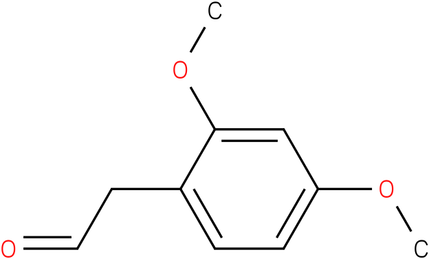 2-(2,4-dimethoxyphenyl)acetaldehyde