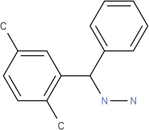 1-[(2,5-dimethylphenyl)(phenyl)methyl]hydrazine