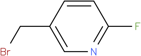 5-(BROMOMETHYL)-2-FLUOROPYRIDINE