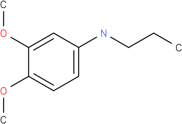 Propyl-(3,4-dimethoxy-phenyl)-amine