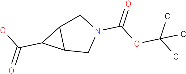endo-3-Boc-3-azabicyclo[3.1.0]hexane-6-carboxylic acid