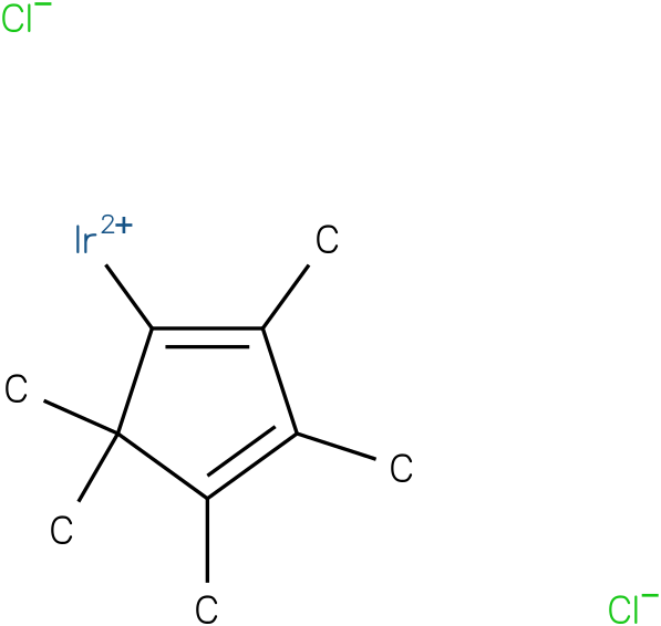 (Pentamethylcyclopentadienyl)iridium(III) chloride dimer