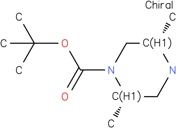 (2S,5S)-2,5-DIMETHYL-PIPERAZINE-1-CARBOXYLIC ACID TERT-BUTYL ESTER