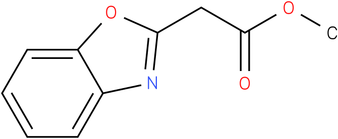 methyl 2-(1,3-benzoxazol-2-yl)acetate