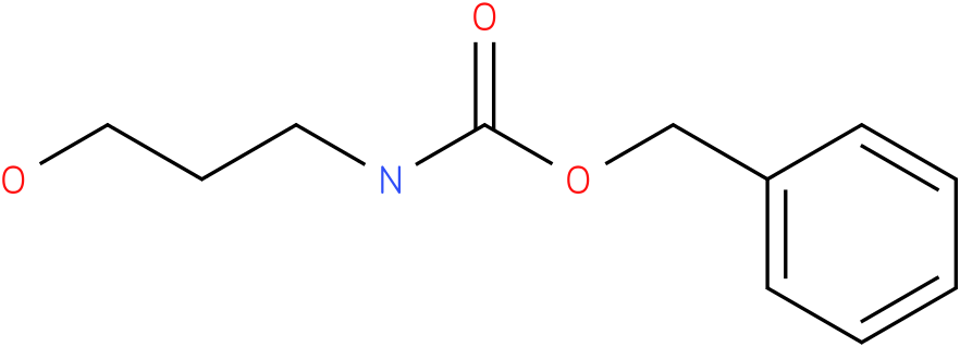 BENZYL N-(3-HYDROXYPROPYL)CARBAMATE