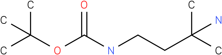 1-N-Boc-3-methylbutane-1,3-diamine