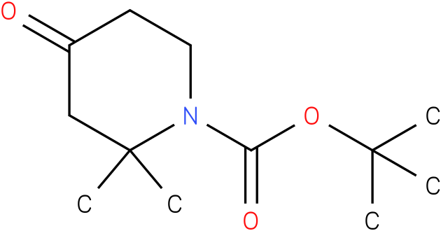 1-Boc-2,2-dimethylpiperidin-4-one