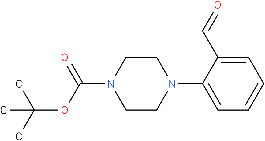 tert-butyl 4-(2-formylphenyl)piperazine-1-carboxylate