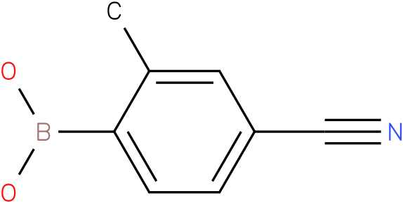 2-METHYL-4-CYANOPHENYLBORONIC ACID