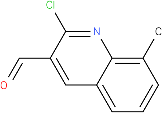 2-CHLORO-8-METHYL-3-QUINOLINE CARBOXALDEHYDE