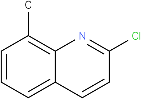 2-Chloro-8-methylquinoline