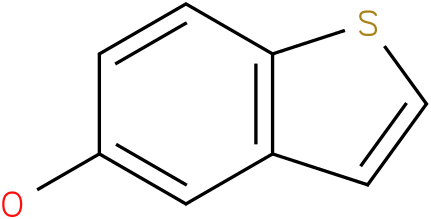 5-Hydroxythionaphthene