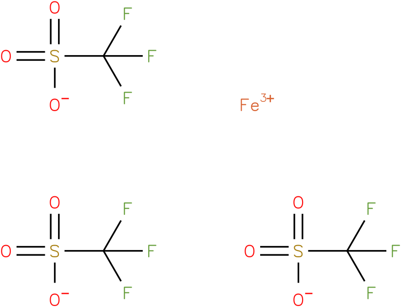 Iron(III) trifluoromethanesulfonate