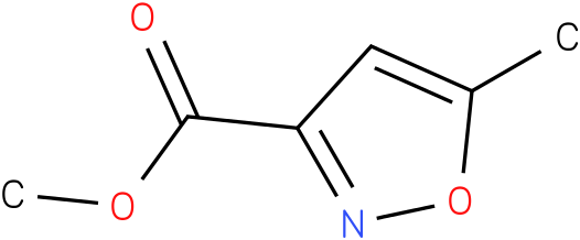 Methyl 5-methylisoxazole-3-carboxylate