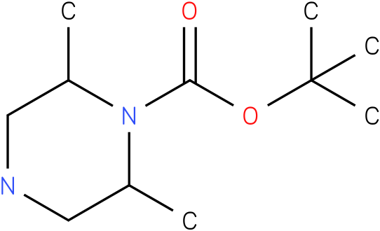1-BOC-2,6-DIMETHYL-PIPERAZINE