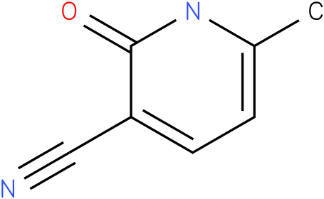 3-Cyano-6-methyl-2(1H)-pyridinone