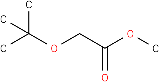 2-(1,1-dimethylethoxy)acetic acid methyl ester