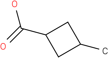 3-methylcyclobutane-1-carboxylic acid