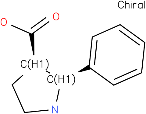 CIS-2-PHENYL-PYRROLIDINE-3-CARBOXYLIC ACID