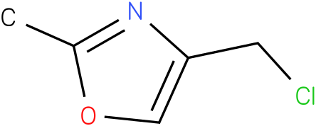 4-chloromethyl-2-methyloxazole