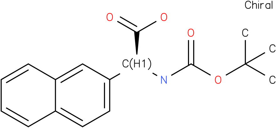 (2S)-2-[(TERT-BUTOXY)CARBONYLAMINO]-2-(2-NAPHTHYL)ACETIC ACID