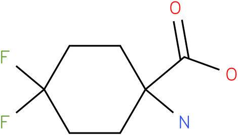 1-AMINO-4,4-DIFLUOROCYCLOHEXANE-1-CARBOXYLIC ACID