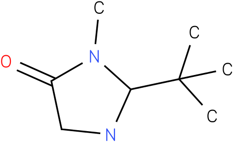 2-tert-butyl-3-MethyliMidazolidin-4-one