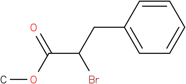 BENZENEPROPANOIC ACID,α-BROMO-,METHYL ESTER