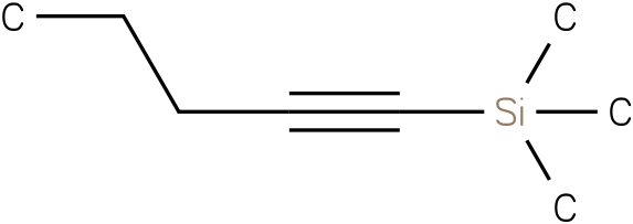 1-(TRIMETHYLSILYL)-1-PENTYNE