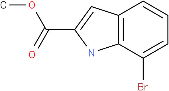 methyl 7-bromo-1H-indole-2-carboxylate