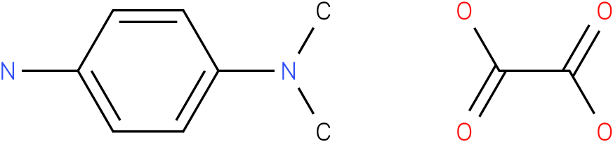 N,N-dimethyl-p-phenylenediamine oxalate