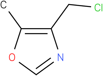 4-(chloromethyl)-5-methyl-1,3-oxazole
