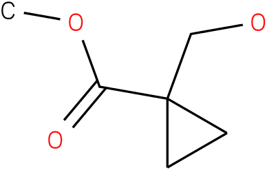 methyl 1-(hydroxymethyl)cyclopropanecarboxylate