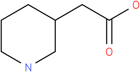 3-Piperidineacetic Acid