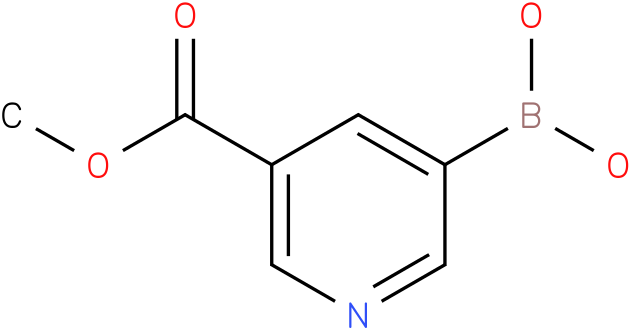 [5-(METHOXYCARBONYL)PYRIDIN-3-YL]BORONIC ACID