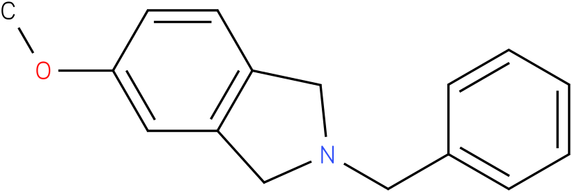 2-benzyl-5-methoxyisoindoline