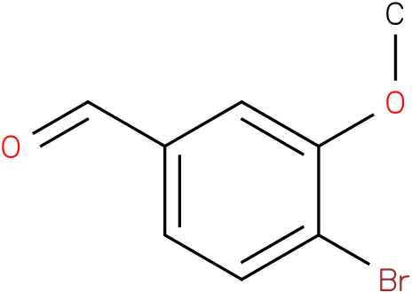 4-bromo-3-methoxybenzaldehyde