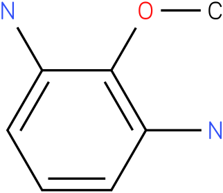 2-methoxybenzene-1,3-diamine