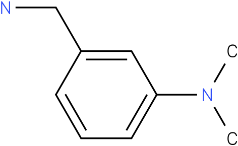 3-(aminomethyl)-N,N-dimethylaniline