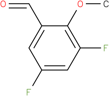 3,5-Difluoro-2-methoxybenzaldehyde