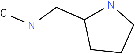 N-methyl(pyrrolidin-2-yl)methanamine