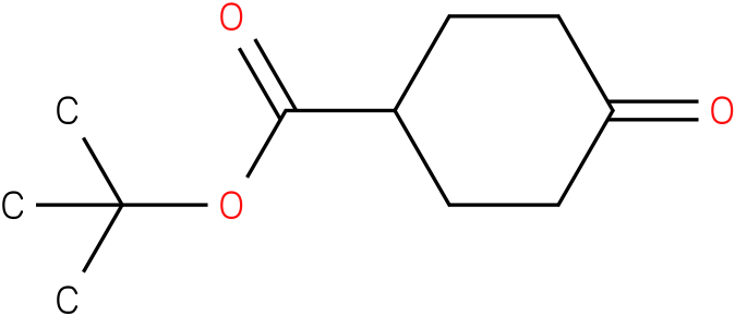 TERT-BUTYL 4-OXOCYCLOHEXANECARBOXYLATE