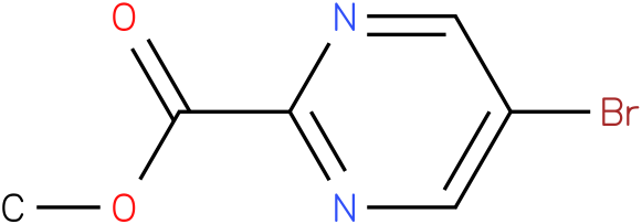 Methyl-5-bromo-2 pyrimidine carboxylate